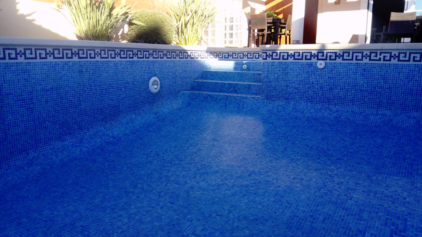 Water for Swimming Pool
