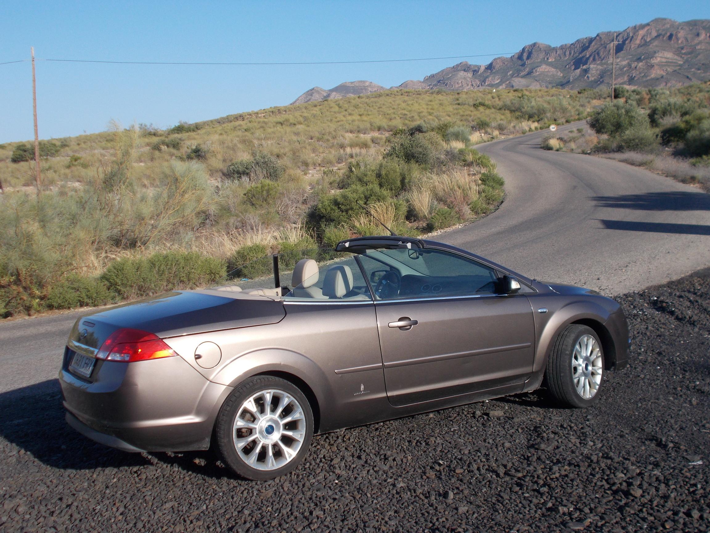 for sale ford focus cabriolet titanium 2 0 litre diesel. Black Bedroom Furniture Sets. Home Design Ideas