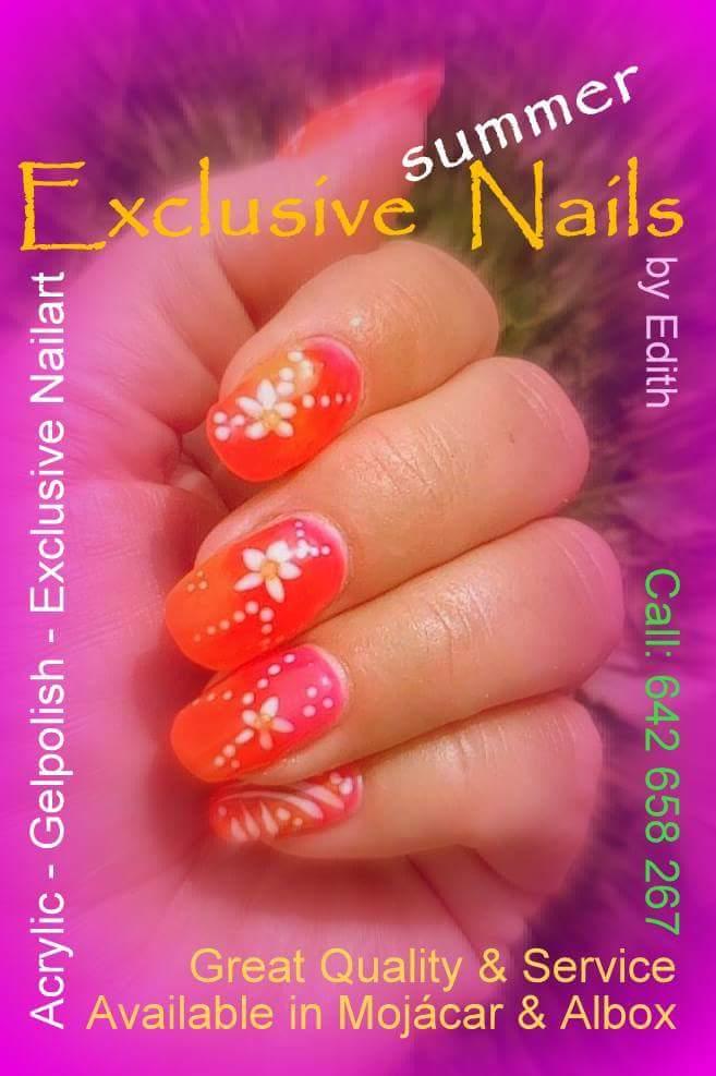 Exclusive Nails by Edith - Mojacar Almeria in Mojacar: address ...