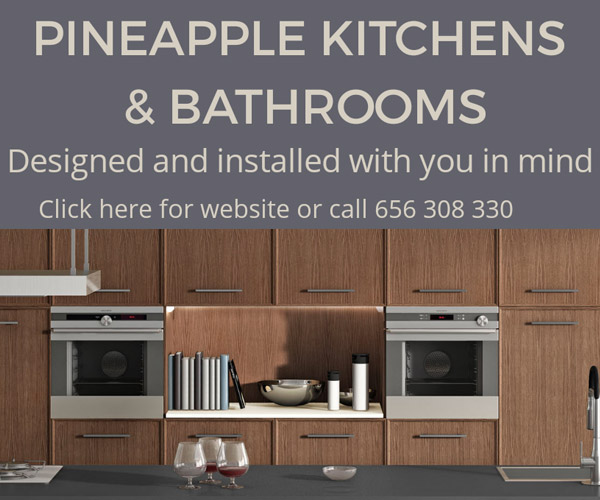 Pineapple Kitchens and Bathrooms