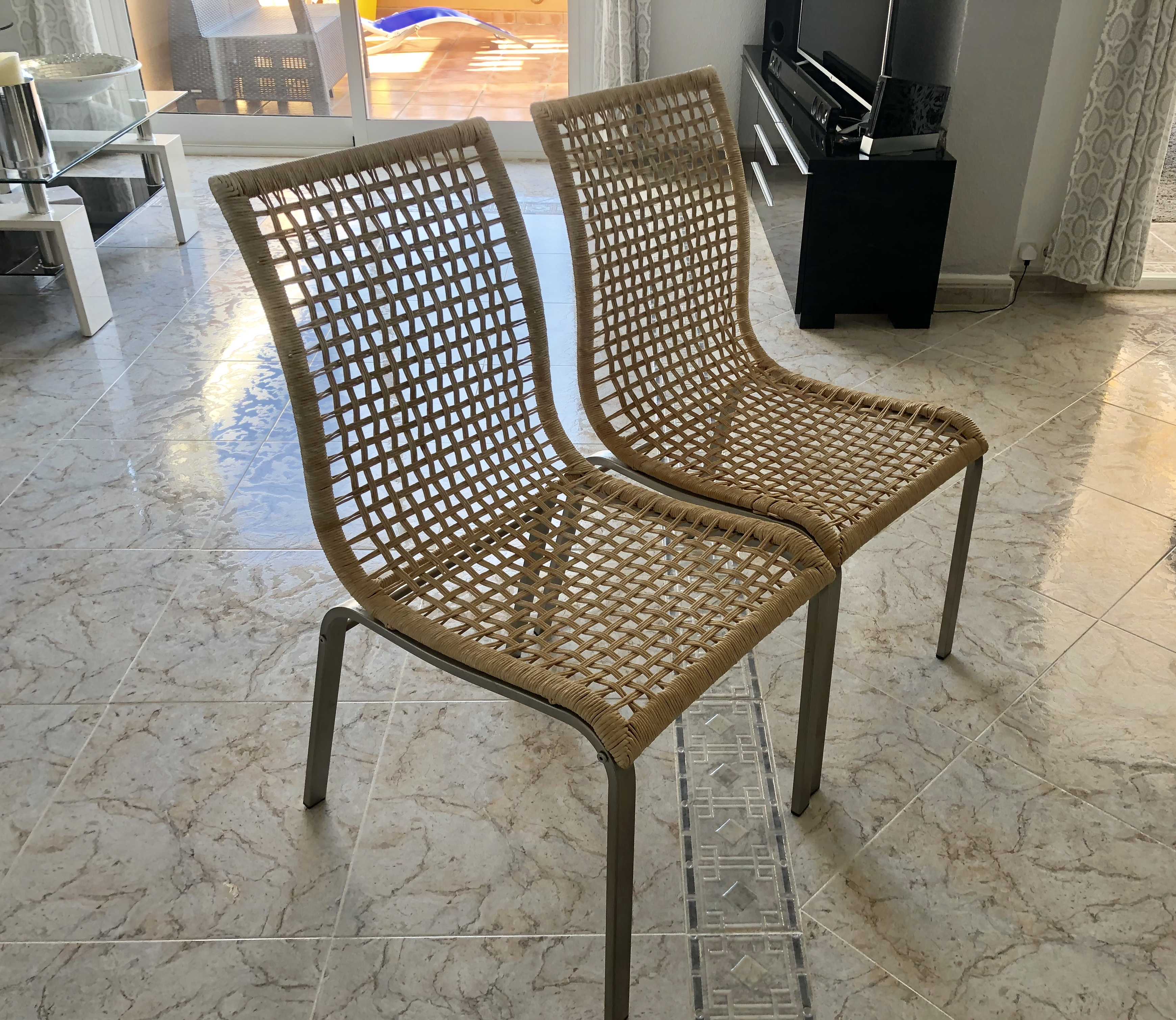 Dining Chairs For Sale Ikea: For Sale: 4 Ikea Dining Chairs