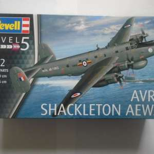 Hobby paints needed for building a Revell model aircraft.