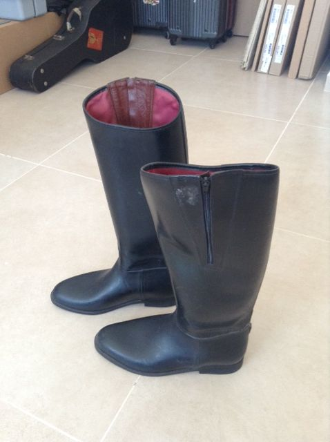 For sale: riding boots size 47