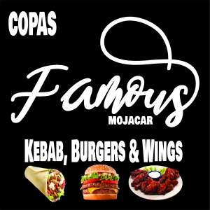 Famous Mojacar Kebab Burger & Wings