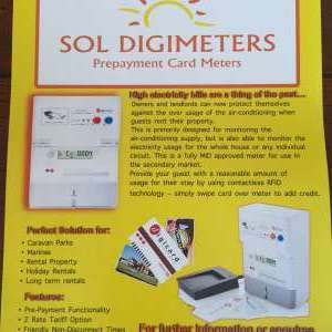 Sol Digimeters