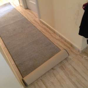 For sale: carpet runner and rug - €20