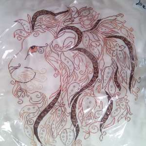 For sale: Lion cushion