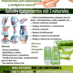 For sale: Productos naturales - €15