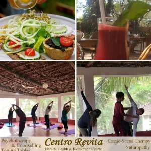 Enjoy 10 days in Nature with Yoga, Raw food, Bhajans and more...