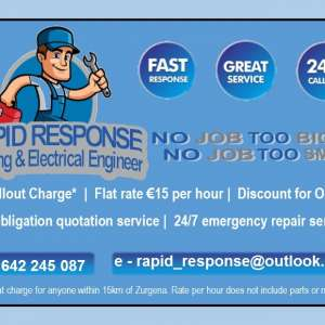 Rapid Response Electrical & Plumbing