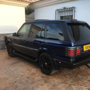 For sale: Range Rover P38