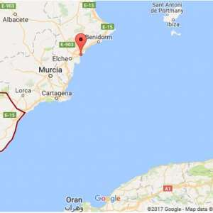 Your latest blog gets the location of Almeria so wrong