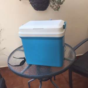 For sale: NEARLY GIOSTYLE 25 LTR COOLBOX - €18