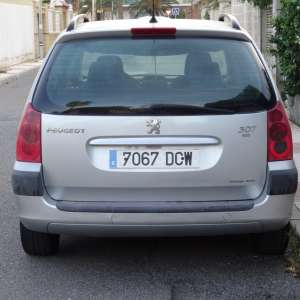 For sale: PEUGEOT - 307 2.0 HD Estate wagon - €2,300