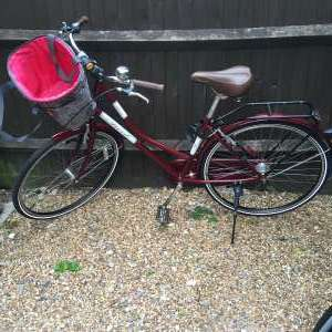 For sale: Ladies Bicycle, Victoria Pendelton, Classic