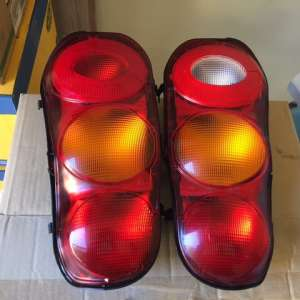 For sale: Pair of Rear Lights for Smart for Two Coupe 2001 - €10