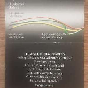 Lloyd's Electrical Services