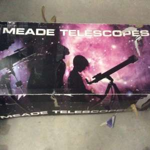 For sale: Meade telescope for sale