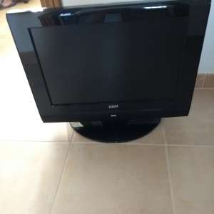 For sale: 19'' Flat screen TV with integrated DVD for Sale - €40