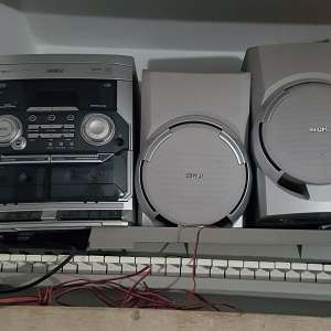 For sale: Phillips stereo/CD player - €80