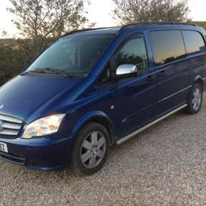 For sale: Mercedes vito dualiner sport 116 cdi - €11,000