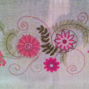 For sale: Table runner and cushion cover - €15