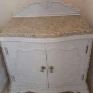 For sale: Antique bedside chests - €150
