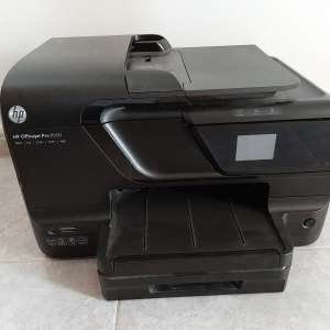 For sale: HP Officejet Pro 8600 Printer / Scanner / Copier / Fax - Spares or Repair