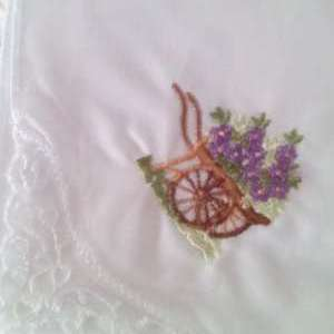 For sale: Ladies handkerchief