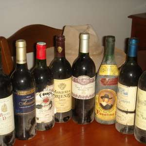 For sale: wine collection investment - €65