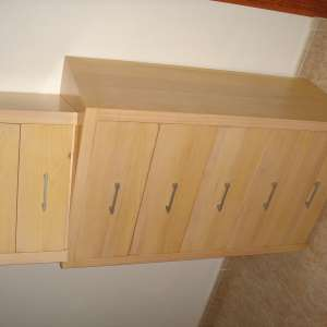 For sale: bedside drawers   , little and large - €100